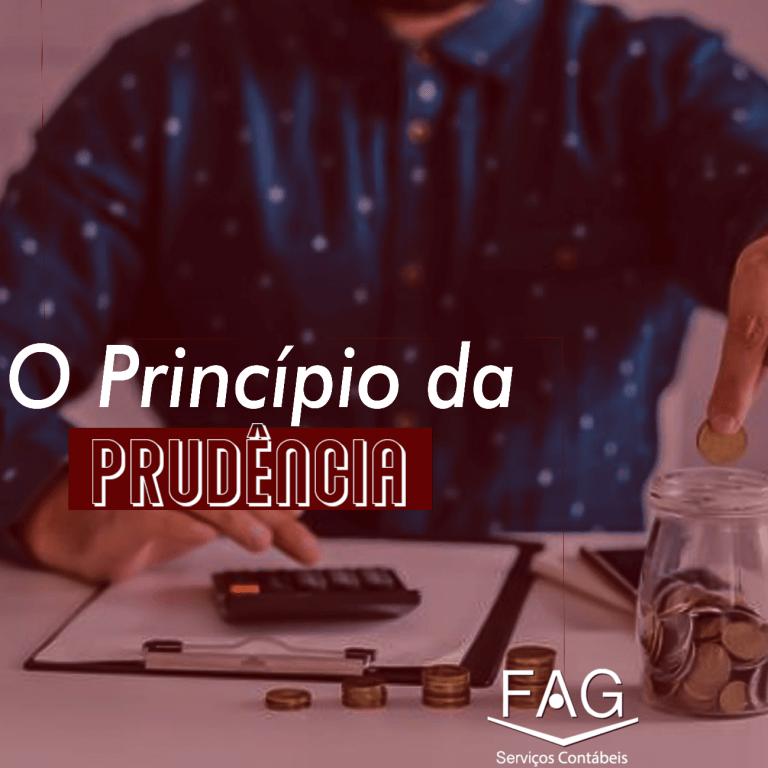 O princípio da prudência