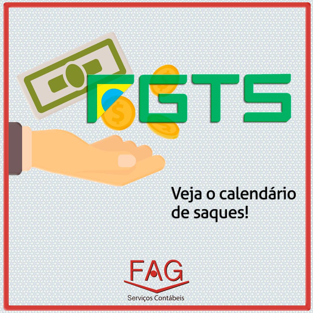 Informações Sobre o Saque do FGTS